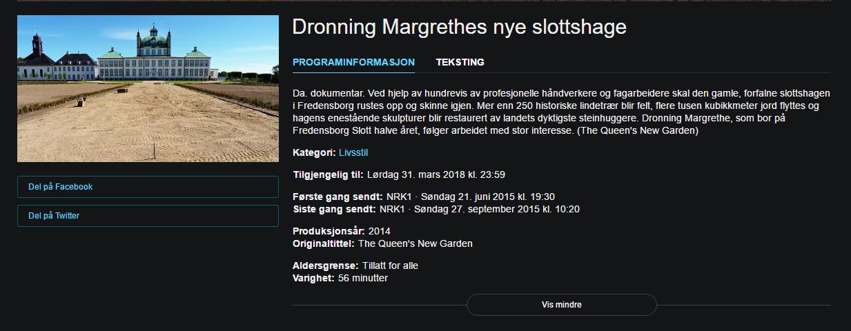 dronningens-nye-have-norsk-tv